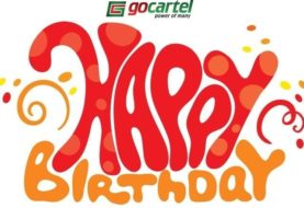 Free Surprize Birthday Gift for you from Gocartel
