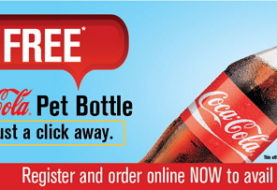 Get Free Coca Cola 600ML with every order at Mcdonalds