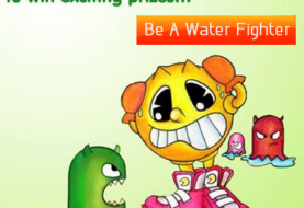 Play Water Fighter Game & win gift hamper from Tupperware India