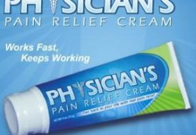 Get Free Sample of Physician's Pain Relief Cream