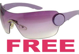 Win Free Sunglasses Worth Rs. 850 from Optical India