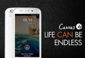 Micromax A210 Canvas 4 Smartphone GIVEAWAY International