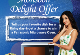 Monsoon Delight Offer & Win Panasonic Microwave Oven
