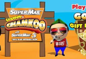 Super-Max Contest: Play & Win Gold and Gift Hampers
