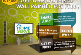 This Diwali Get a Chance to Paint Your Favourite Wall for FREE