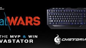 Play #Digital Wars Contest & Win CM Keyboard and Mouse