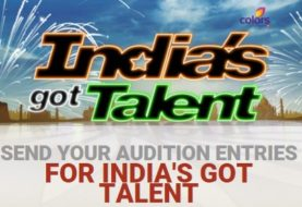 India's Got Talent Free 2016 Entry in The Contest