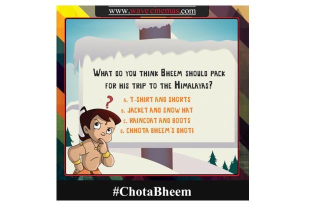 chhota bheem offers