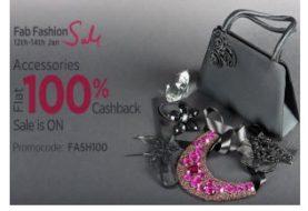 100% Cashback Sale on Fab Fashion Paytm Sale