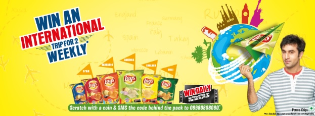 lays free ticket samples