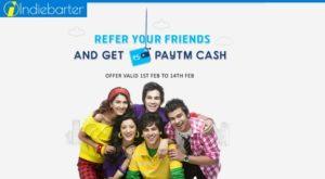 paytm free cash samples