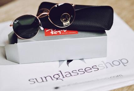 rayban free sunglass sample