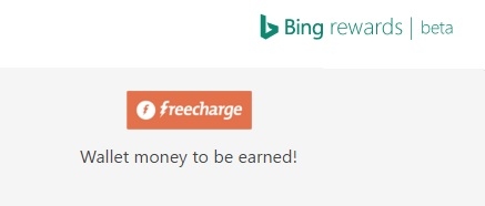 freecharge free credits