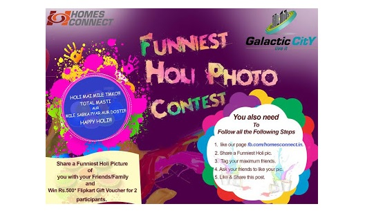 holi india contest