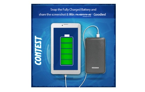 powerbank sample india