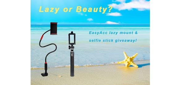 selfie stick free samples