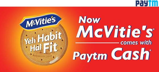 mcvities paytm sample