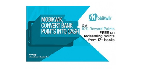 mobikwik wallet cash sample