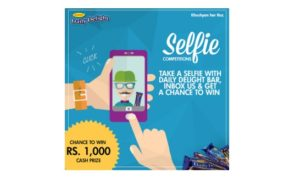 selfie contest india