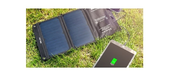 solar charger samples
