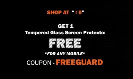 temperd screen glass 4