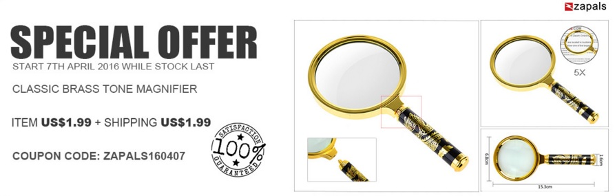 zapals magnifier