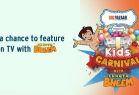 Chance To Be Featured In Pogo Chhota Bheem Show