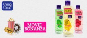 clean and clear facewash bottles