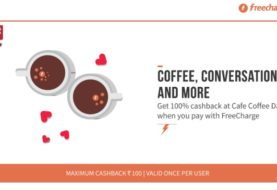 Pay With Freecharge And Get Cashback On CCD Orders