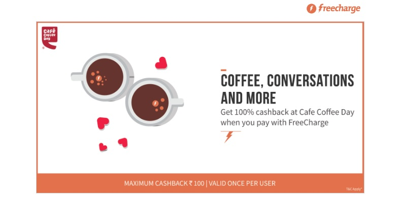 freecharge ccd offers