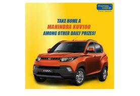 Free Mahindra KUV100 Car And Gift Prizes Samples