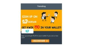 mobikwik wallet money